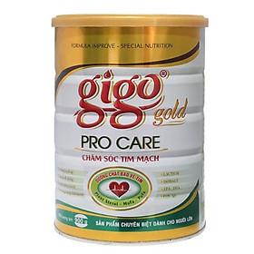 Sữa Bột Gigo Gold ProCare (900g) – Chăm sóc tim mạch