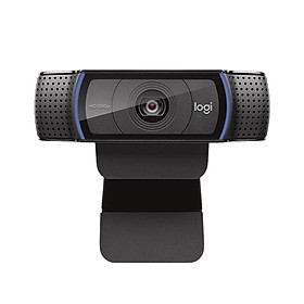 Logitech HD Pro Webcam C920 1080P 30fps Camera Widescreen Video Calling and Recording Desktop or Laptop Web Cam