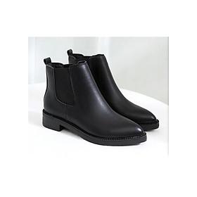 Giày Boost Nữ Phong Cách Anh Quốc Yamet BO30-656B