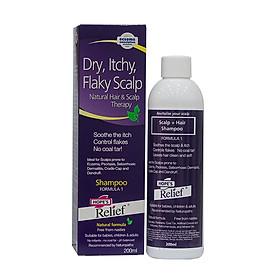 Dầu gội Hope's Relief Dry, Itchy, Flaky Scalp cho da đầu có gàu, khô ngứa (200ml)