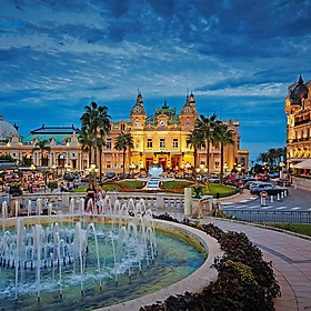 Thuê Bộ Phát Wifi 4G Monaco 1 Ngày Không Giới Hạn Tốc Độ