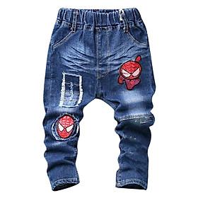 Quần Jeans Nhện BONCHOP QBT-125140675TRUNG