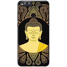 Ốp lưng dành cho  Honor 7x  mẫu Đức Phật