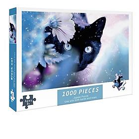 Bộ Tranh Ghép Xếp Hình 1000 Pcs Jigsaw Puzzle ( Tranh Ghép 75*50cm ) Bản Thú vị Cao Cấp
