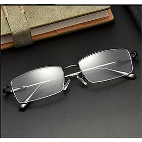 Kính lão thị kính viễn thị mắt sẵn độ chống bức xạ và chống lóa mắt sẵn độ +100 đến +400 JAPAPKTMKVM367