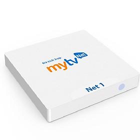 Android TV Box MyTV Net 1 ( 4k Ultra HD ) - Hàng Chính Hãng