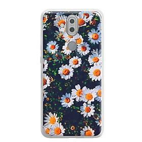Ốp lưng dẻo Nettacase cho điện thoại Nokia 8.1 - 224 0038 CUCHOAMI02 - Hàng Chính Hãng