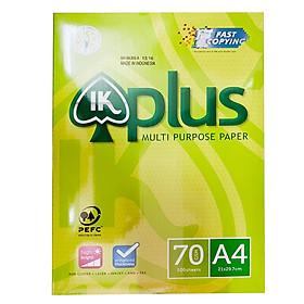Giấy Photo IK Plus A4 DL70