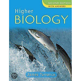Higher Biology, 2nd edition