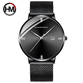 Đồng hồ đeo tay nam thời trang SHIHE HANNAH MARTIN HM-901