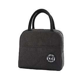 Túi đựng cơm thiết kế Hàn Quốc -  Lunch Bag | Có lớp bạc giữ nhiệt dễ vệ sinh