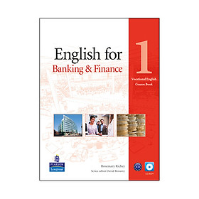 Vocational English: English For Banking And Finance Level 1 Coursebook And Cd Pack