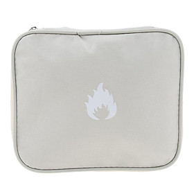 Portable Family Travel Outdoor Emergency First Aid Kit Storage Bag
