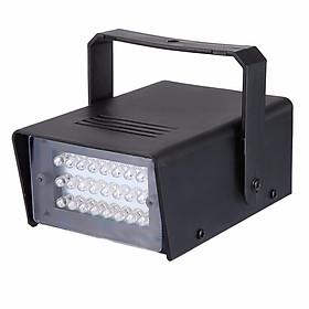 Đèn LED Hiệu Ứng Sân Khấu Mini (AC 90-240V 3W)(24 Bóng LED)