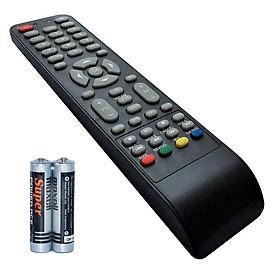 Remote Điều Khiển Dùng Cho TV LCD, TV LED, TV 3D DARLING (Kèm pin AAA Maxell)