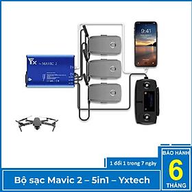 Bộ sạc nhanh Mavic 2 5in1 – Yxtech - Hành chính hãng