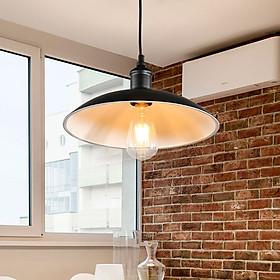 Đèn thả treo trần Monsky trang trí bàn ăn, quán cafe, cửa hàng thời trang đẹp mắt dùng bóng LED Edision ST64