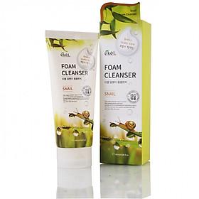 Sữa Rửa Mặt Ốc Sên Ekel Snail Foam Cleanser 100ml