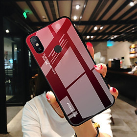 Ốp Lưng Mặt Kính 2 Màu Gradient cho các dòng Xiaomi Redmi Note 8 - Note 8 Pro - Note 7 - Note 7 Pro - Note 6 Pro - Note 5 / Redmi 8 - Redmi 8A - Redmi K20 - Redmi K30 / Mi 9T - Mi 9 - Mi 9 SE - Mi 8 - Mi 8 Lite