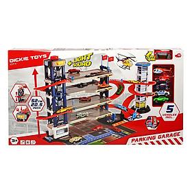 Bộ Đồ Chơi Bãi Đỗ Xe Dickie Toys Parking Garage (76 x 52 cm)
