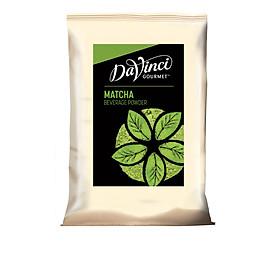 Bột trà xanh pha chế / Matcha Powder - Davinci Gourmet (1kg)