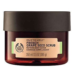 Tẩy Da Chết The Body Shop French Grape Seed (350ml)