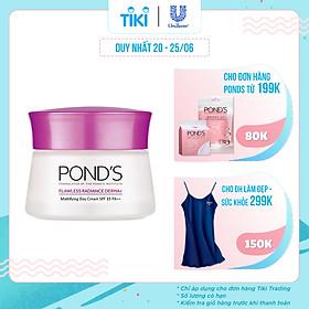 Kem Dưỡng Trắng Da Kiềm Dầu Ban Ngày Pond's Flawless Radiance Derma+ (50g)
