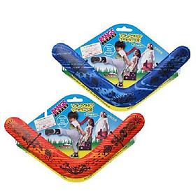 Đồ Chơi Ném Boomerang Ngoài Trời Rangs Japan 4936560109814 (Giao màu ngẫu nhiên)