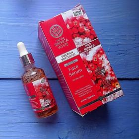 Serum dưỡng trắng da Natura Siberica face serum 50 ml