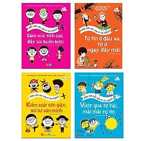 Hình ảnh Combo Những Cuốn Sách Thần Kỳ Của Filliozat (4 cuốn) / Sách Kiến Thức Bách Khoa Bổ Ích Cho Bé