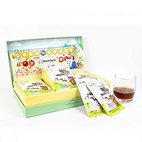 Nước hồng sâm trẻ em Hàn Quốc cho bé từ 2-5 tuổi - Hồng sâm baby Daedong Korea Ginseng (Hộp 20ml x 30 gói)