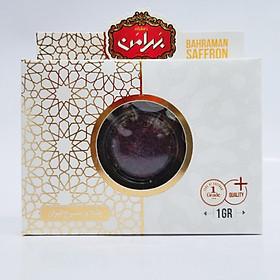 Nhụy hoa nghệ tây Bahraman Saffron dòng Negin top - 1 gam