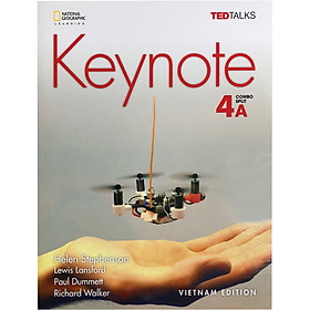 Keynote 4A: Student Book with MyKeynoteOnline (American English) (VietNam Edition)