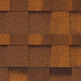Ngói bitum đa tầng màu light brown