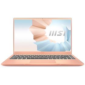 Laptop MSI Modern 14 B11MO-011VN (Core i7-1165G7/ 8GB DDR4 3200MHz/ 512GB PCIe NVMe/ 14 FHD IPS/ Win10) - Hàng Chính Hãng