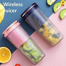 Máy xay sinh tố mini mới Máy ép trái cây cầm tay Electric Xiaomi Kitchen hand food Máy xử lý thực phẩm cầm tay ép trái cây nhanh chóng cắt sạc pin Cốc trái cây