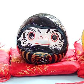 Daruma sứ đựng tiền 7cm (giá lẻ 1 sản phẩm)
