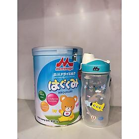 Sữa Morinaga Số 1 - (850g) tặng kèm bình nước tiện lợi cho bé