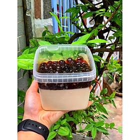 [Chỉ Giao HCM] - Pudding Tàu Hủ Trân Châu Đường Đen