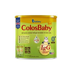 Sữa bột ColosBaby Gold 0+ 336g (Dạng Gói Tiện Lợi)
