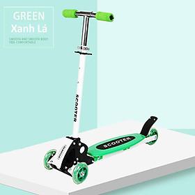Scooter cho bé , Xe trượt chòi chân thăng bằng gấp gọn trẻ em