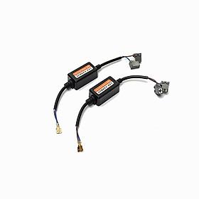 2pcs/set Headlight  Decoder Led  Headlight  Fog  Light Error  Free  Anti-flicker For Jeep Led Headlight  Decoder