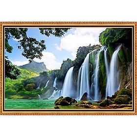 Tranh dán tường VTC cảnh đẹp thiên nhiên WT0007K