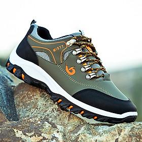 Giày thể thao nam GMISTT(Xanh Rêu)