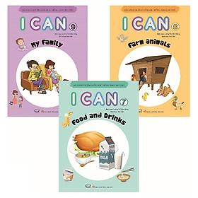 Bộ Sách Hướng Dẫn Học Tiếng Anh Cho Trẻ (Lv.7-9) (Bộ 3 Cuốn) - Tặng Kèm Sách Chú Mèo Đi Hia - Puss in Boots (Số Lượng Có Hạn)