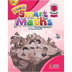 i-Learn Smart Maths Grade 2 Workbook Part 1 (ENG-VN)
