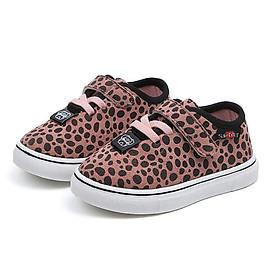 Autumn Kids Shoes Casual Footwear Children Leopard Sneakers Anti-Slip Boys Girls Sport Shoes
