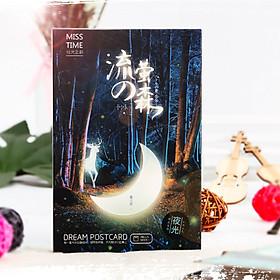 Thiệp Sinh Nhật/Giáng Sinh/Năm Mới JDKJ Sáng Tạo Độc Đáo (8 Cái)
