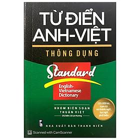 Từ Điển Anh – Việt Thông Dụng