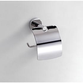 Lô Giấy vệ sinh chất liệu inox 304 mặt gương chống gỉ hoàn hảo Hiwin Y-5034